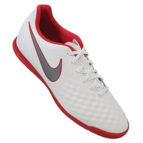 Chuteira Futsal Nike Magista Vermelha Frete Grátis - Chuteiras no ... 2c92c43ca3d09