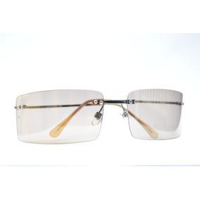 1a16eef39a489 Oculos Quadrado Grande Anos 80 Vintage De Sol - Óculos no Mercado ...