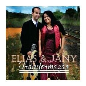 Cd Musica Evangelicas Dupla Elias E Jany Mato Grosso