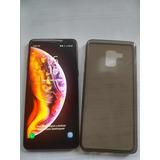 Samsung A8 Plus 4gb Ram 32 Gb De Capacidad Seminuevo