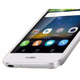 Huawei Gr3 Android 5.1 Camara 13+5 Mpx Memoria 16+2gb Red 4g