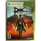 Dmc Xbox 360 Seminuevo ** Iron Shop **