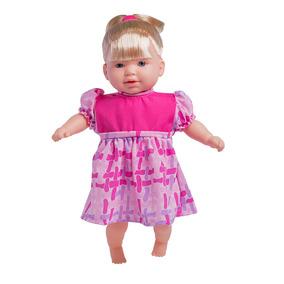 Boneca Totsy 113 Frases Com Cabelo - Super Toys 331