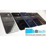 Tapa Posterior Galaxy S8 S8 Plus, S7 S7 Edge Original