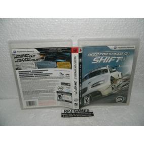 Need For Speed Shift Original Completa Midia Fisica Ps3 Loja