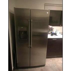 Refrigerador Duplex Ge Profile 26 Impecable Refri De Lujo