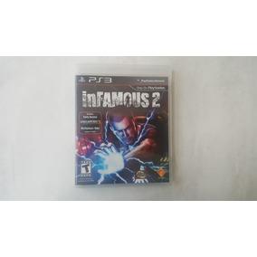 Infamous 2 - Ps3 - Original