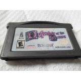 Defender Of The Crown Game Boy Advance Original