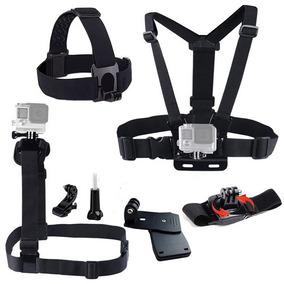 412243 7-in-1 Accessories Kit For Gopro Hero 4 Sob Encomenda