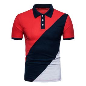Camisa Rayas Color Negra Marca Camisas Polos Blusas Hombre - Ropa ... 31baaf76c501d