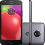 Moto E4 Xt1762 Smartphone 16gb Câmera 8mp Tela 5.0 Promoção