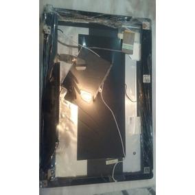Moldura Com As Dobradiças Notebook Lenovo G485