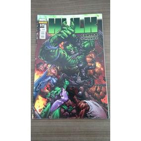 Hq Hulk Contra O Mundo Nº 3