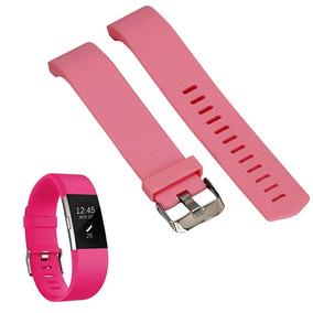 Correa Banda Rosa Reloj Fitbit Charge 2 Varios Colores