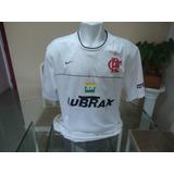 Camisa Flamengo Lubrax Nike Usado no Mercado Livre Brasil 749bb922e2bf3