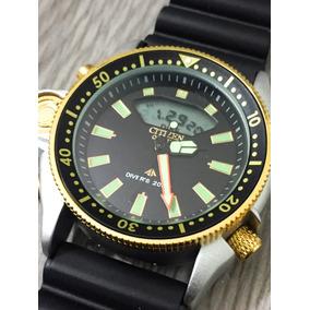 d3cc1342bda Citizen Promaster Serie Ouro - Joias e Relógios no Mercado Livre Brasil