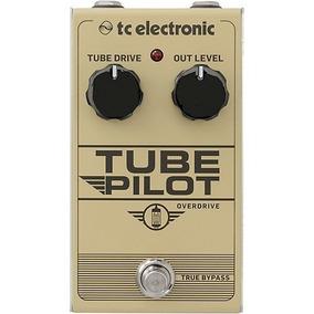 Pedal P/guitarra Tube Pilot Overdrive - Tc Electronic + Nf