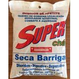 Super Chá Seca Barriga 120gr - Kit Com 15 Pacotes