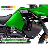 Calcomanía Klr Kawasaki 650 Edicion Especial