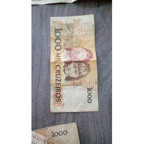 1000 Cruzeiros Cedulas Antigas, Lote 14 Notas