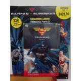Trinidad Parte 2. Especial Batman Y Superman Salvat.
