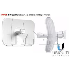 Antena Ubiquiti Litebean Lbe-m5-23 23dbi 5ghz
