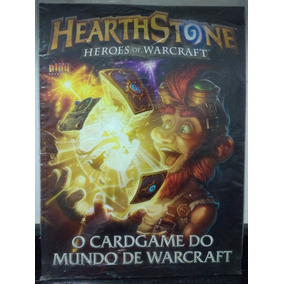 Revista Guia Play Game 3 Hearthstone Heroes Of Warcraft Rjhm