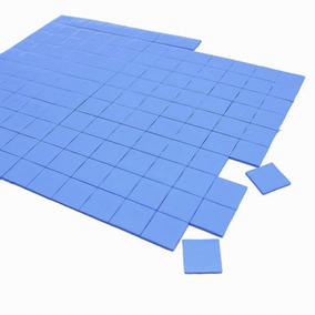 Thermal Pad Térmico 10cmx 10cmx 1.5mm C/50 Unidades