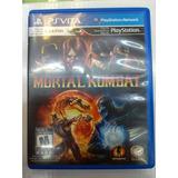 Mortal Kombat Para Ps Vita Envío Gratis