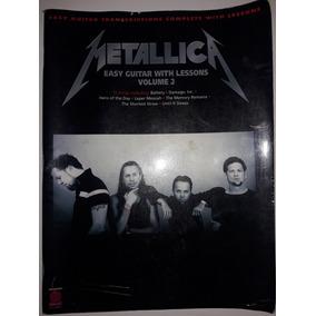 Guitar Metallica Partituras Metal Lecciones