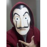 Máscara Da Série La Casa De Papel - Salvador Dalí Carnaval