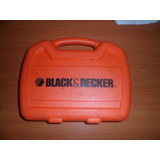 Destornillador Electrico Black & Decker