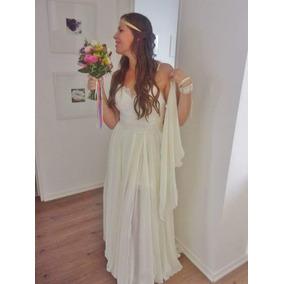Vestidos de novia hippies en argentina