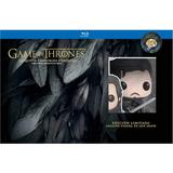 Game Of Thrones Quinta Temporada 5 Bluray + Funko Pop