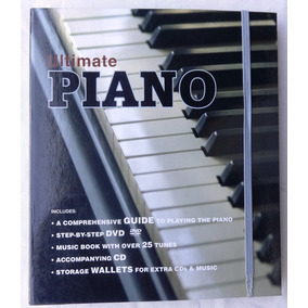 Music Set: Ultimate Piano - Nick Freeth 2 Books + Cd + Dvd