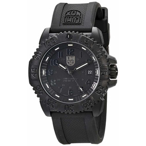 Relógio Luminox Navy Seal 3051 Blackout Evo Navy Seal Swiss