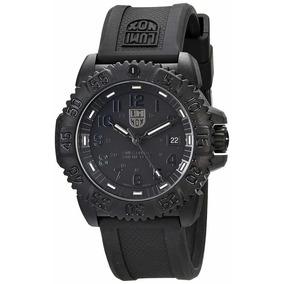 Relógio Luminox Navy Seal 3051 Blackout Evo Navy Seal Swiss