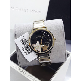 Relogio Feminino Michael Kors Dourado - Relógio Michael Kors ... a6a3836805