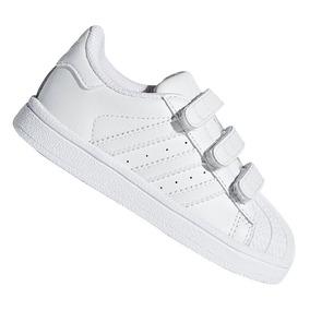 cdf23f94e7e Adidas Superstar Blancas Talle 23.5 - Zapatillas Adidas Urbanas ...
