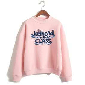 Moletom Gola Redonda Riverdale Jughead Of The Class f79e1830237