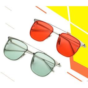 0b336c4d27c55 Óculos De Sol Espelhado Colorido Beach Force - Óculos De Sol no ...