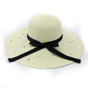 d14881f185f15 Chapeu Fedora Branco De Palha Touquilha - Calçados