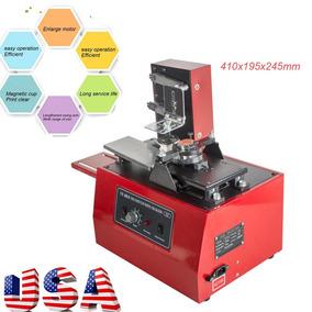 Máquina De Tampografía Eléctrica Impresora Camiseta Diy-5050