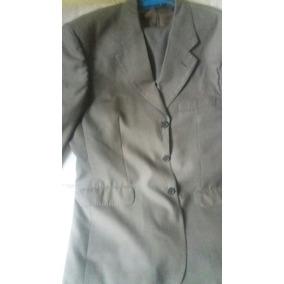 Traje De Vestir Color Negro - Trajes de Hombre en Mercado Libre Uruguay bdcde2cca858