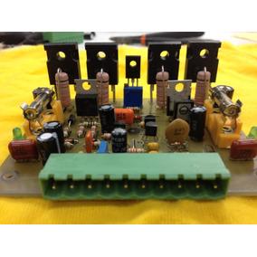 Amplificador Hi End 234w 4 Ohms Projeto Sansui