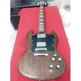 Guitarra Electrica Sg Epiphone Korea Restaurada Gotoh