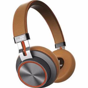 Fone Ouvido Headphone Bluetooth Freedom 2 Easy Mobile Marrom