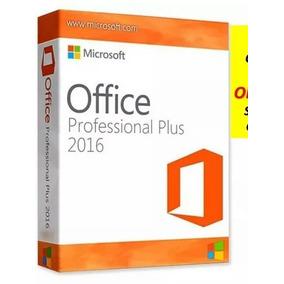 Office 2016 Pro Plus Licença Original Fpp C/ Nota Fiscal Nfe