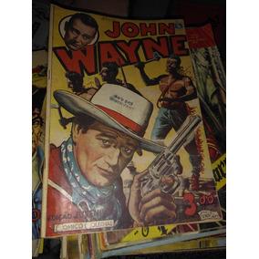 Comico Colegial 23 John Wayne
