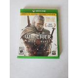 The Witcher Wild Hunt Para Xbox One Edición Completa (dlc)